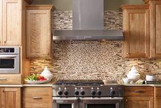 Floor and Decor Backsplash Tile Lovely Beautiful Glass Tile Backsplash From Mohawk Tile Kitchen Backsplash Stone Kitchen, Kitchen Backsplash, New Kitchen, Backsplash Ideas, Tile Ideas, Kitchen Interior, Kitchen Design, Mohawk Flooring, Tile Flooring