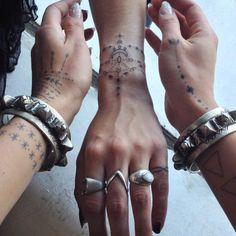 tati compton, my next tattoo will be by her <3