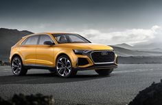Audi Q8 koncept