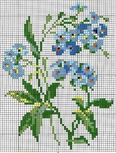 Scroll down for galleries of various themed cross stitch patterns. All free!