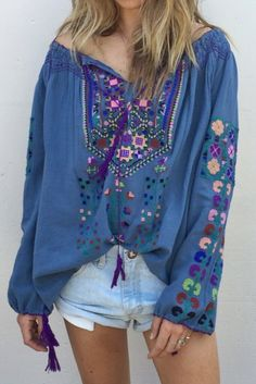 Tulum blouse