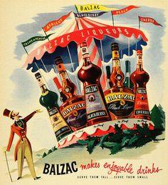 Balzac Makes Enjoyable Drinks