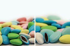 Confetti e Cuoricini Cioccolato #Chocolate #Heart