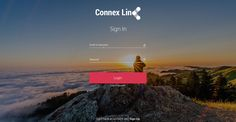 Login Pages on Behance