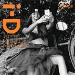 Jourdan Dunn covers I-D Mag