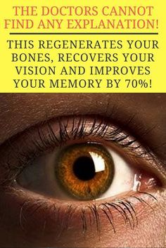 Doctors Can Not Find Any Explanation! This Regenerates Your Bones, Recovers Your Vision And Improves Your Memory By - House for Health Daily Natural Remedies For Bloating, Natural Beauty Remedies, Natural Cures, Natural Healing, Cold Remedies, Herbal Remedies, Natural Life, Natural Skin, Natural Living