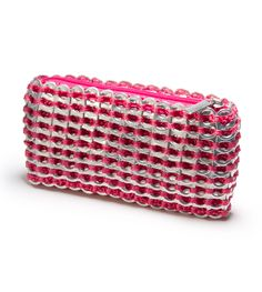 Pop Top Mini-Clutch Handmade from Recycled Aluminum by Escama Studio