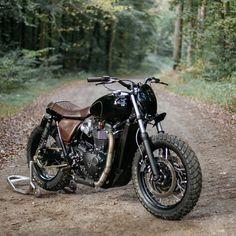 Custom Triumph Bonneville T120 by Old Empire Motorcycles