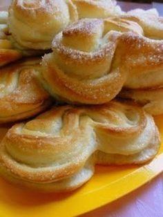 Лучшие кулинарные рецепты: Плюшка сахарная