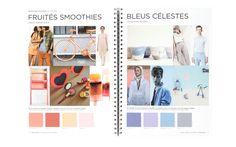 Peclers Paris: Cahier de tendance KIDS TREND BOOK SPRING SUMMER 2014