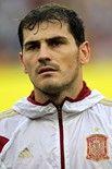 Iker Casillas Fernández - 1m85, 79 kg, né le 20 mai 1981, à Móstoles... voir sa fiche complète