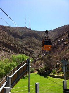 Franklin Mountains, El Paso, TX