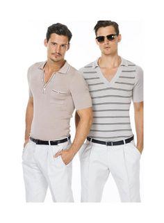 Ropa casual para hombre verano 2011 D&G - Mister Moda