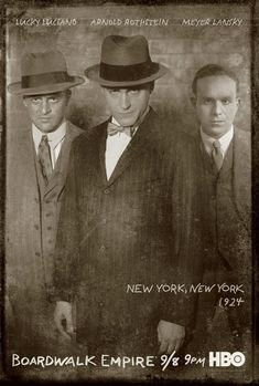 Extra Large Movie Poster Image for Boardwalk Empire Boardwalk Empire 8a190d29183f