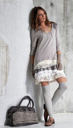 Daniela Dallavalle. Bag. Vintage lace. Cтиль Этно / Бохо / Шебби Шик…