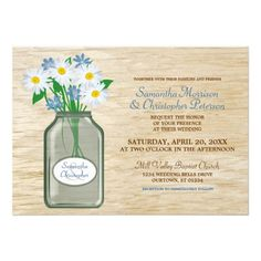 ReviewMason Jar and Daisies Wedding InvitationYes I can say you are on right site we just collected best shopping store that have