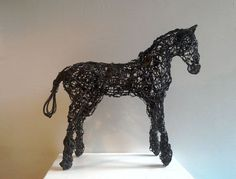 Buy Work Horse, Sculpture by Linda Hoyle on Artfinder. Discover thousands of other original paintings, prints, sculptures and photography from independent artists.
