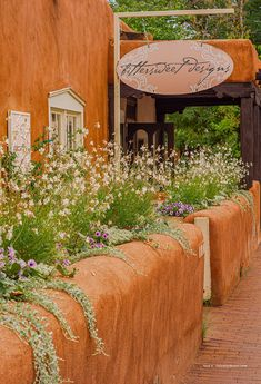 What could be better than a day trip to Santa Fe! This lovely city is an easy commute from Albuquerque on the Rail Runner! Santa Fe Nm, Southwest Usa, Mexico Culture, Adobe House, Canyon Road, Land Of Enchantment, Beautiful Streets, Community Art, Fes