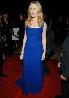 Kate Winslet in Zac Posen