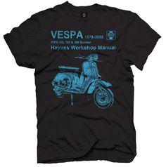 Vespa Tee