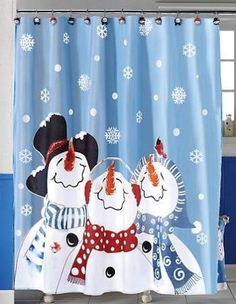 Bath Qualified 3d Santa Cottage 78 Shower Curtain Waterproof Fiber Bathroom Home Windows Toilet