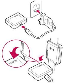 How To Charge - LG G Watch. #LG #gwatch