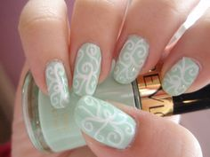 awesome nail art - nails-nail-art Wallpaper
