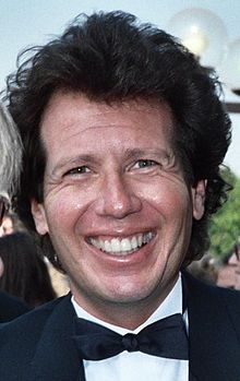 Garry Shandling; 1949-2016 American Comedian, Actor, Writer, Producer and Director. The versatile actor and comedian will best be remembered for his work in 'It's Garry Shandling's Show'