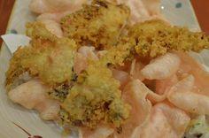 Soft shell crab tempura Soft Shell Crab, Tempura, Shrimp, Meat, Food, Essen, Meals, Yemek, Eten
