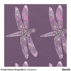 Purple Patina: Dragonfly Fabric Bohemian Fabric, Sewing Projects, Diy Projects, Consumer Products, Craft Party, Custom Fabric, Crafts To Make, Party Supplies