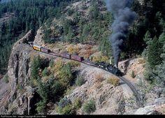 RailPictures.Net Photo: D&SNGRR 478 Durango & Silverton Narrow Gauge Railroad Steam 2-8-2 at Durango, Colorado by John West