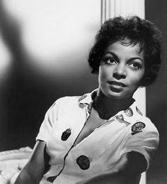 Ruby Dee (Born on October 27, 1924)  in RAISIN IN THE SUN. http://en.wikipedia.org/wiki/Ruby_Dee