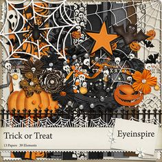 FREE Return of the free Halloween kits BY Eyeinspire