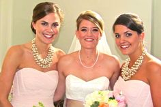 Matron of, bride and maid of!