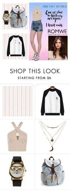 """""""Weekend Please"""" by mfernandez-i ❤ liked on Polyvore featuring Charlotte Russe, JFR, Aéropostale, women's clothing, women's fashion, women, female, woman, misses and juniors"""