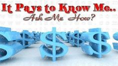 Multiple Streams Of Income.  Ask Me How?