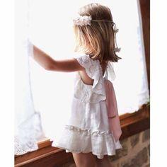 Vestido paje inuñez