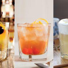Przepisy na drinki z whisky, jakich nie znałaś! Whisky, Pint Glass, Alcoholic Drinks, Food And Drink, Beer, Smoothie, Tableware, Garden, Party
