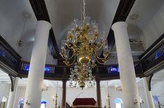 Mikve Israel-Emanuel Synagoge, Punda, Curacao.  De oudste synagoge op het Westelijk Halfrond!