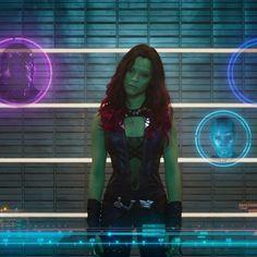 Starlord And Gamora, Gamora Marvel, Gamora Comic, Marvel Avengers, Marvel Women, Marvel Films, Marvel Characters, Zodiac Characters, Zoe Saldana