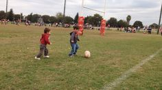 Rugby & hijos