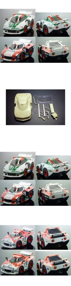 Other Sports Car Models and Kits 2583: Choro Q Size Model Kit Lancia Stratos Turbo Gr 5 Trans Body Kit -> BUY IT NOW ONLY: $87 on eBay!