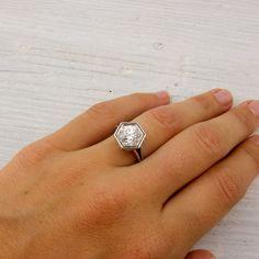 Sooooooooooo perfect. Erstwhile has the best rings. The BEST.