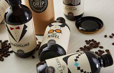 Georgina Bendall - Cold Drip Coffee Co - The Loop Cold Drip, Creative Jobs, Victoria, Creative Portfolio, Online Portfolio, Drip Coffee, Lemonade, Branding, Mugs