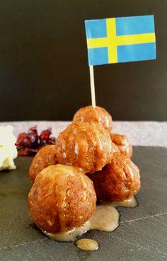 Boulettes Suédoises vegan