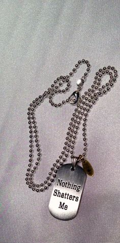The Gladiator Necklace is now for sale for by TheGladiatorNecklace, $49.95