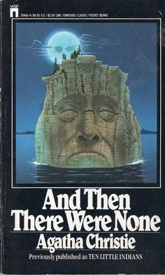 Agatha Christie's best-selling whodunit titles, 'And Then There Were None' finds 10 people brought to a secluded island and picked off, one by one.