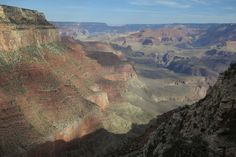A recent fatal fall off a rim in the Grand Canyon is a reminder of the long way down to the canyon floor.