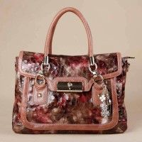 Designer Women Patent Leather Tote Bag With Double Handle