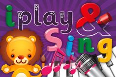 iPlay&Sign by Penrillian - Free: helps prepare young children for school by practicing colors, shapes, numbers, letters and animals.
